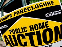 Under Foreclosure